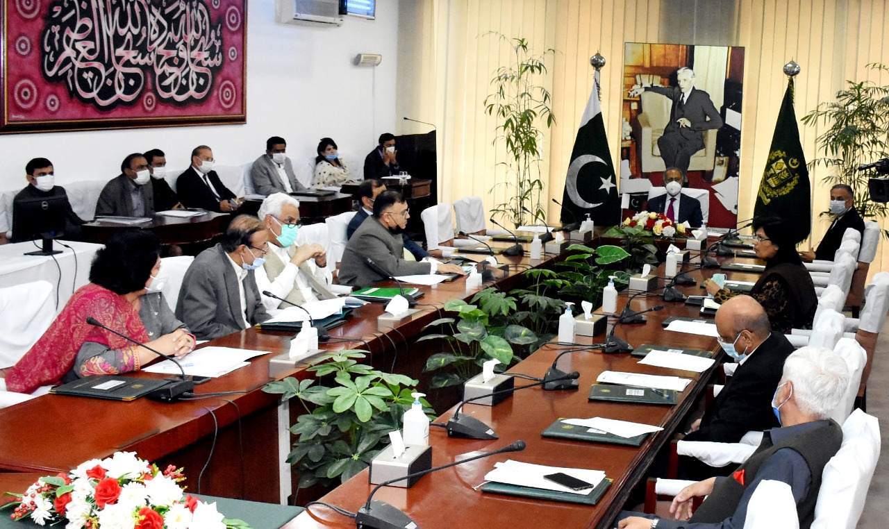 ECC Approved a Budget of Rs.1 Billion for Information Ministry's COVID-19 campaign.