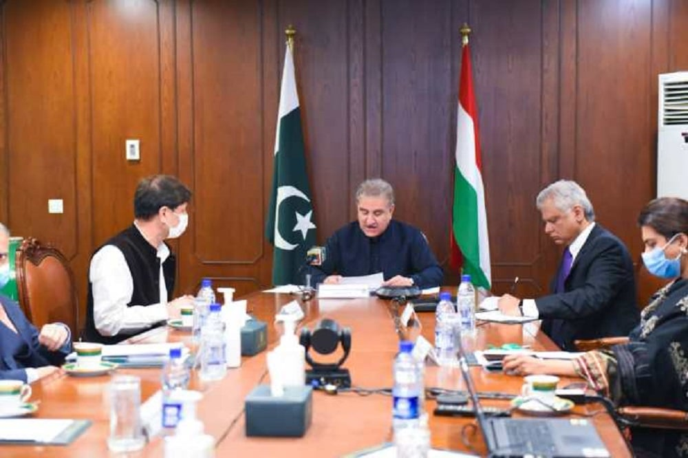Hungary and Pakistan Launch 'Commerce and Monetary Window' to Improve Cooperation
