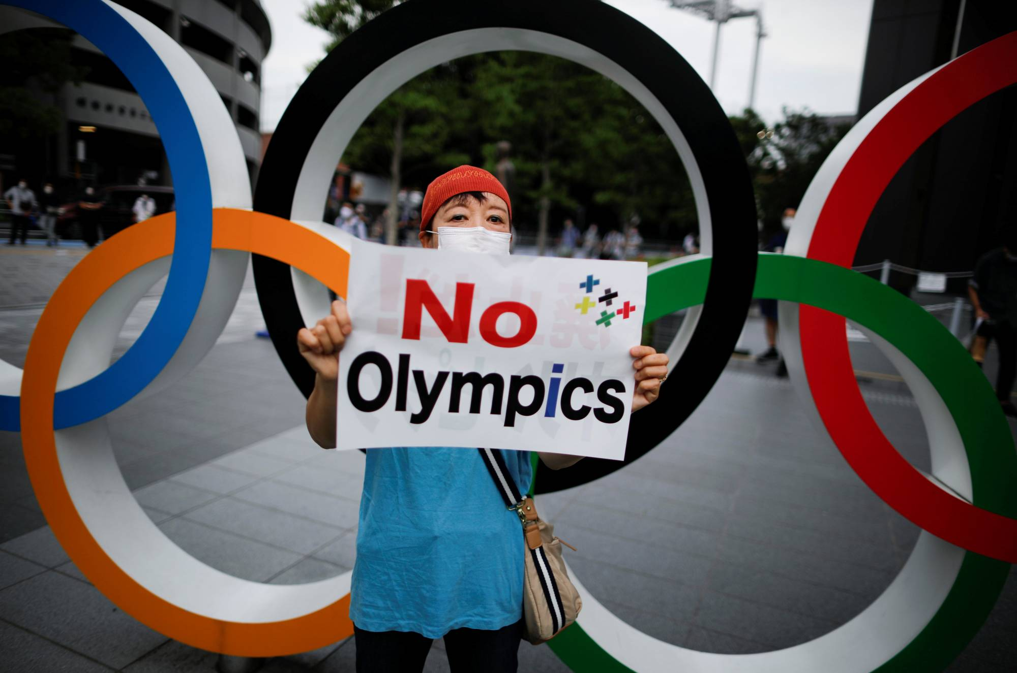 Cancelation of Tokyo Olympics would cost Japan around $17 billion.