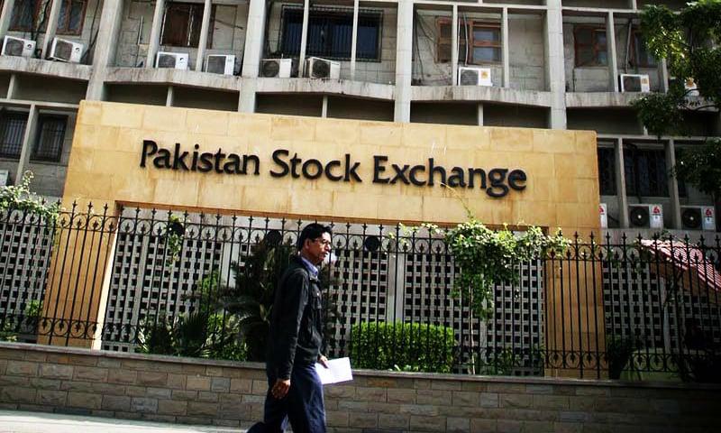 Pakistan Stock Exchange (PSX) — File/Photo by Sabir Mazhar
