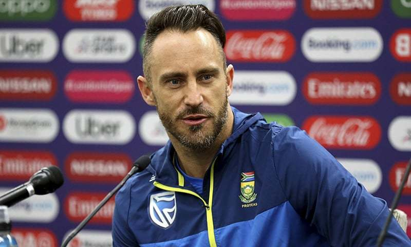 As leagues get more powerful, players lost interest in international cricket: Faf du Plessis