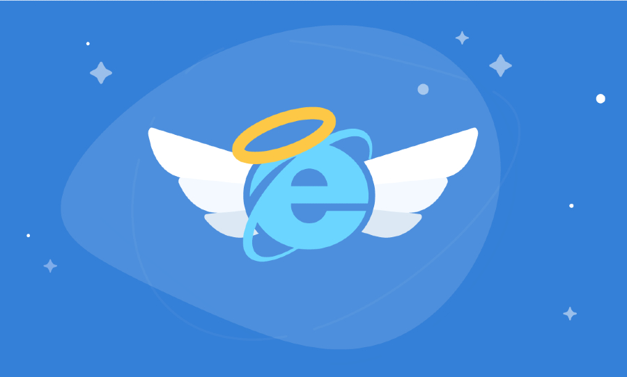 Internet Explorer is being removed from Windows 11.