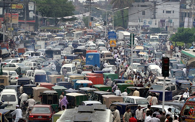 Karachi among world's 10 most stressful cities to live in for 2021