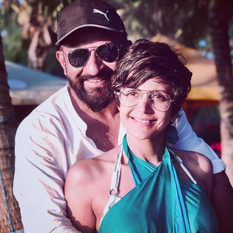 Mandira Bedi's husband dies of heart arrest.