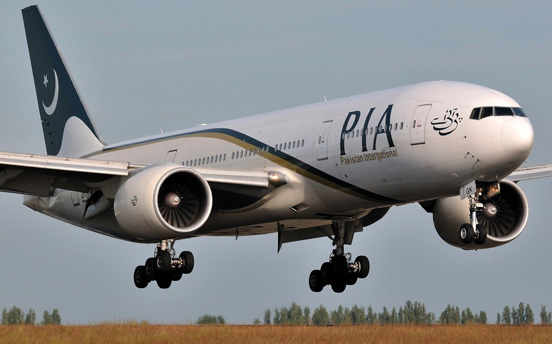 The Pakistan International Airlines (PIA)