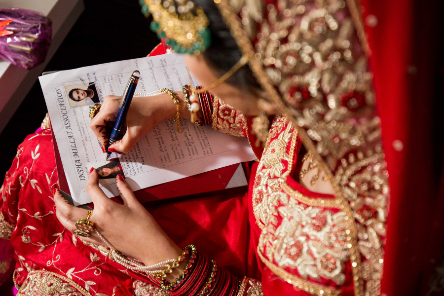 Punjab Govt is digitizing the process of Nikkahs