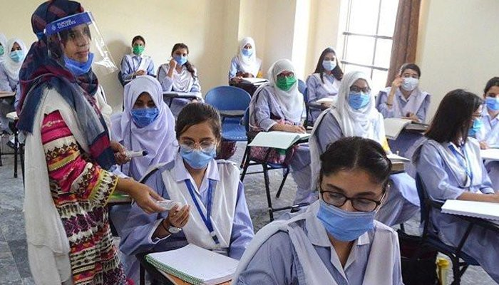 Sindh Govt has set the exam schedule for grades 9 to 12