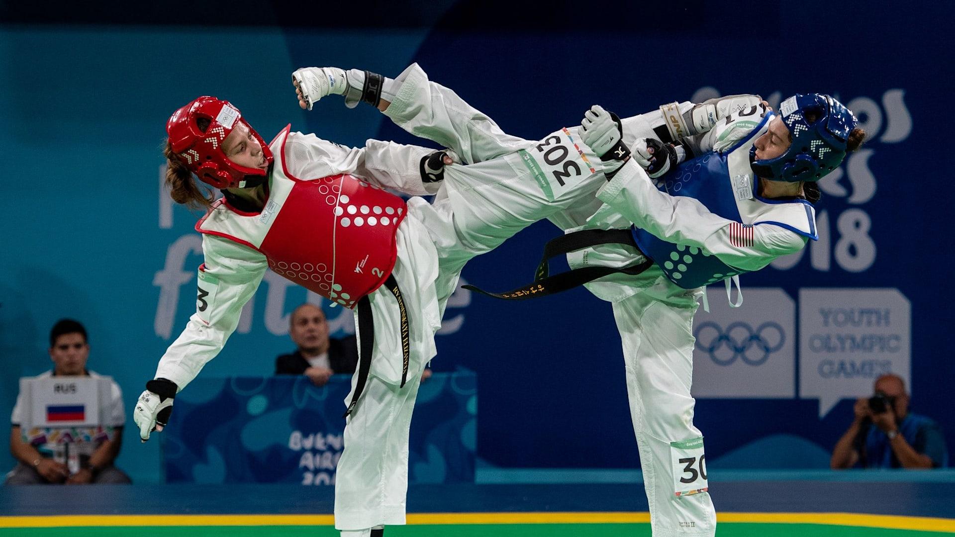 Taekwondo and badminton teams announced, Australian Olympic