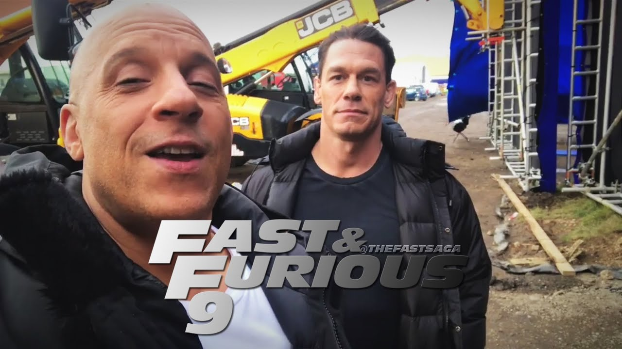 John Cena discusses how Vin Diesel contacted him for Fast 9