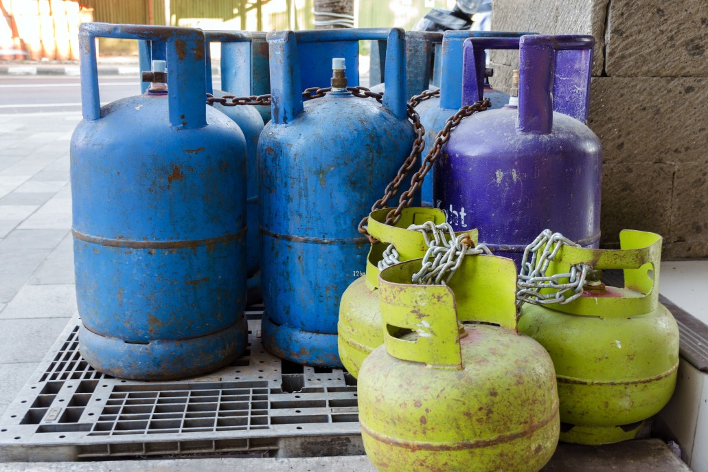LPG price has increased for the third time in 4 days