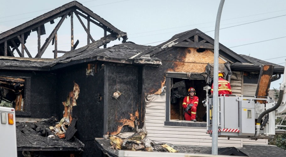 7 Pakistanis was died in a house fire Calgary, Canada