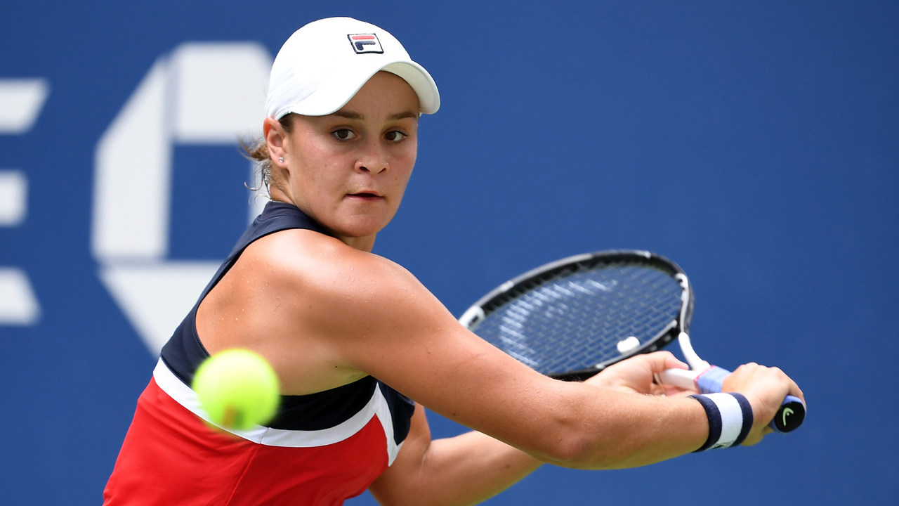 Ashleigh Barty #1 women in tennis, loss in Olympic