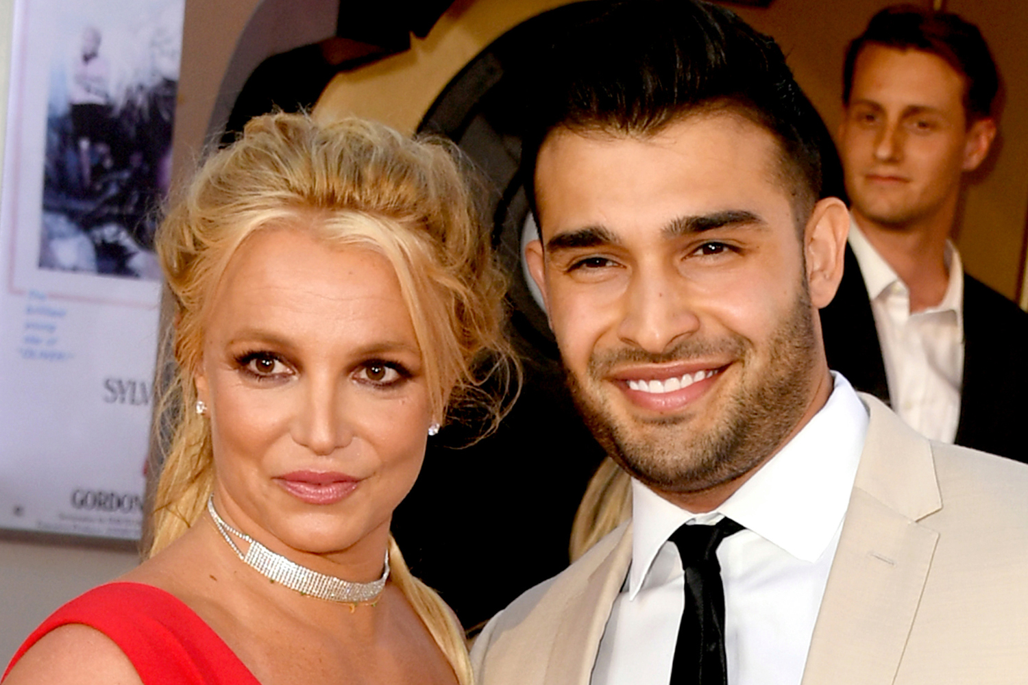 Britney Spears and her partner Sam Asghari are rumored to be arranging a wedding.