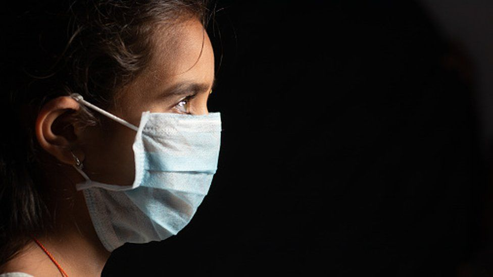 Children in India are at risk from a cornavirus outbreak