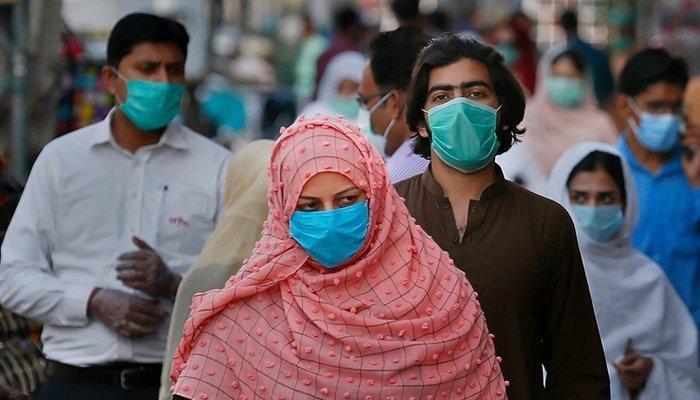 Coronavirus cases in Pakistan approaching 50,000