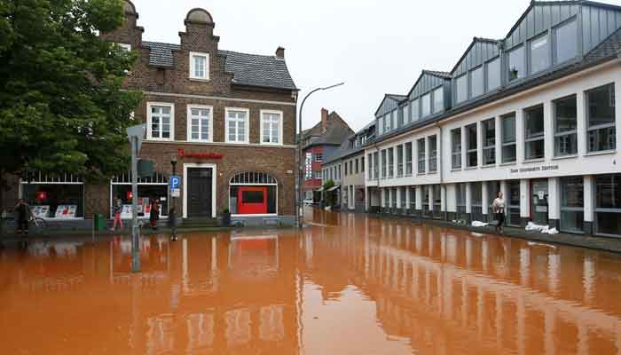 Floodwaters continue to rise across Western Europe, with over 110 lives lost
