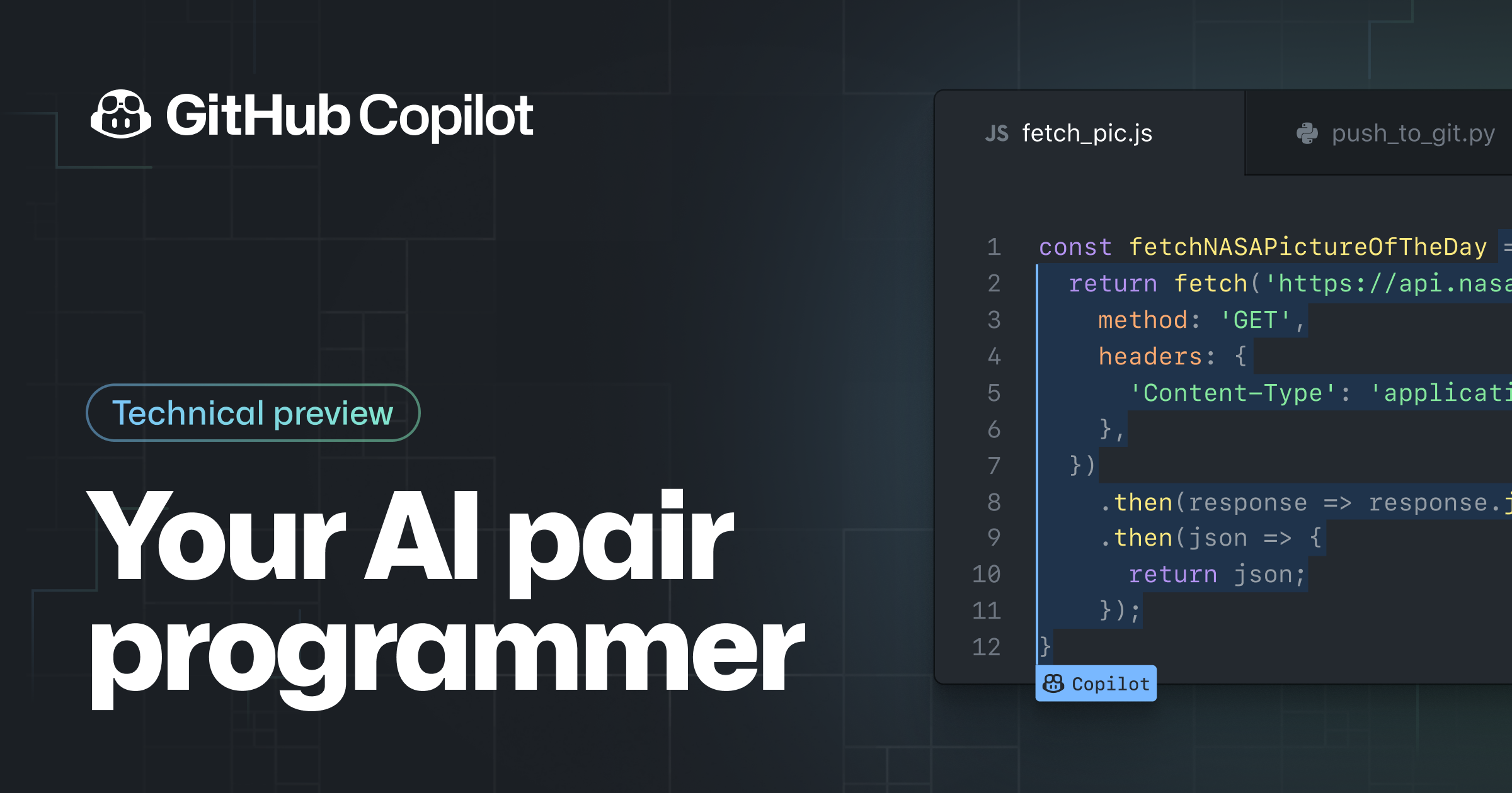 """GitHub and OpenAI launch an AI """"Copilot"""" that generates its own code"""