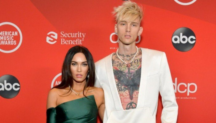 Gun Machine Kelly as a youth,vowed to marry Megan Fox
