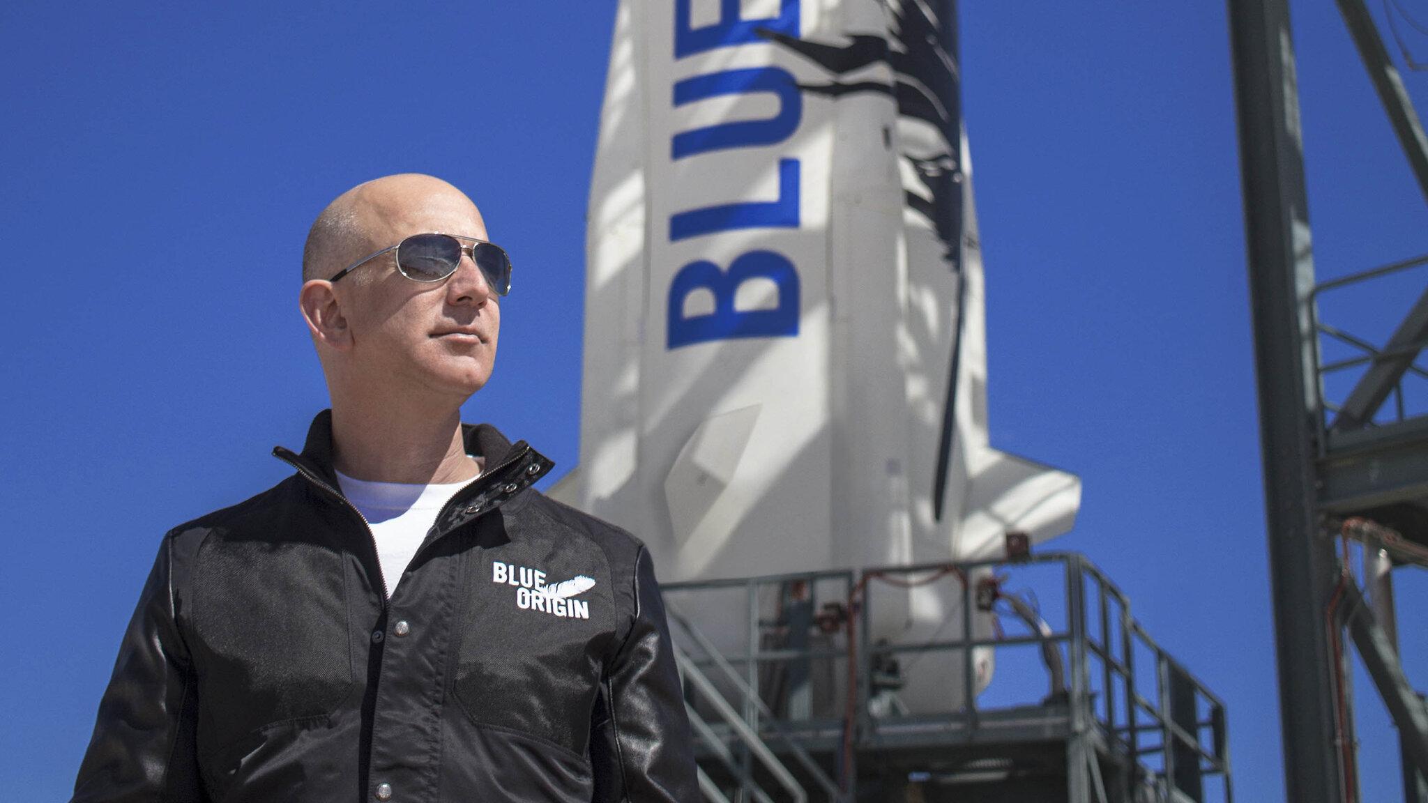 Jeff Bezos offers $2 billion discount to NASA for Moon Lander