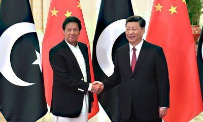 PM Imran thanks China for providing an alternative to Western democracy