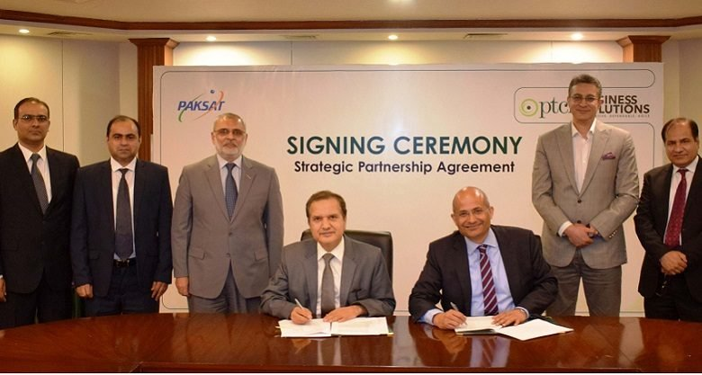 PTCL,Paksat,Partnership to Provide Modern Satellite Service