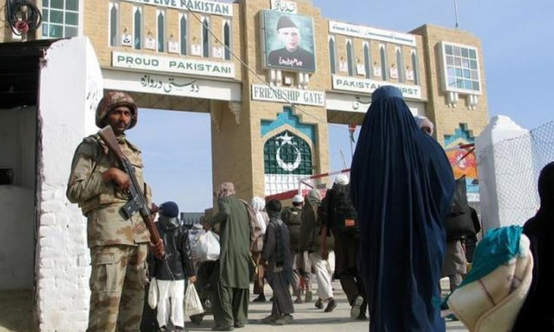 Pakistan has reopened the Chaman border.