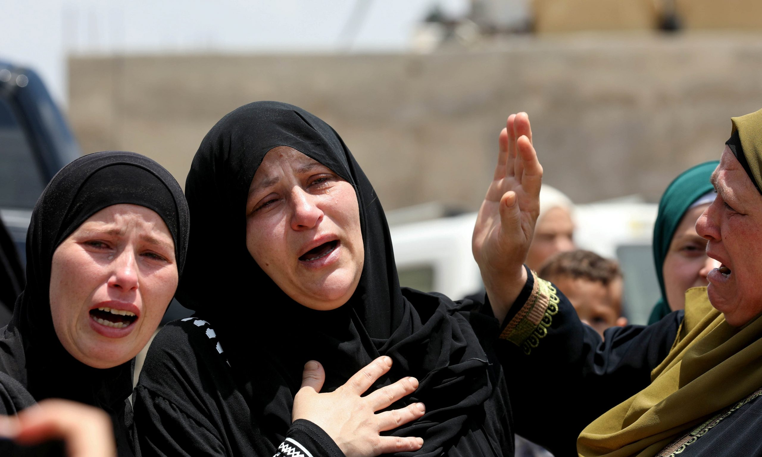Palestinian killed after being shot by Israeli soldiers