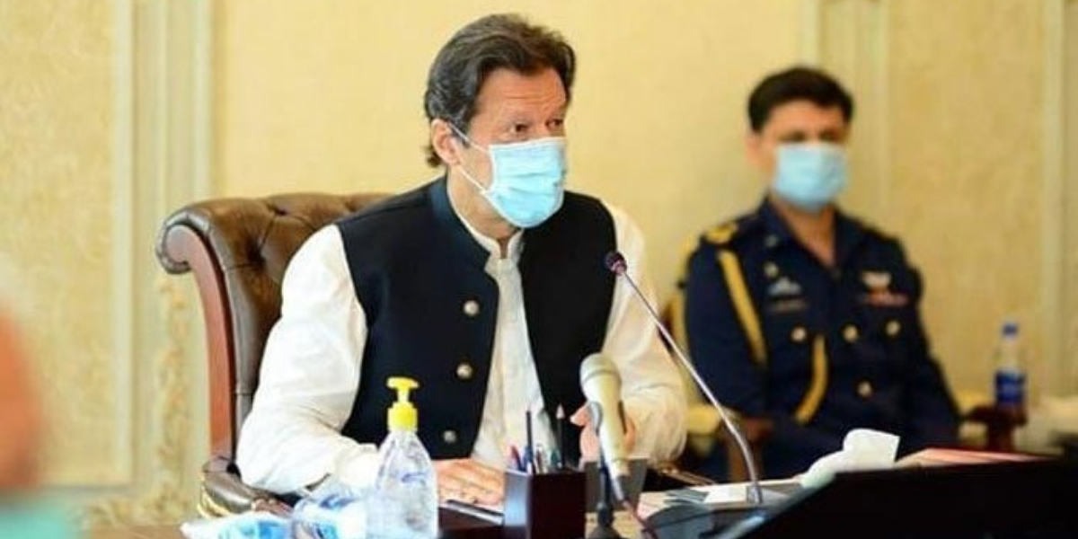Prime Minister has ordered the people to wear face masks