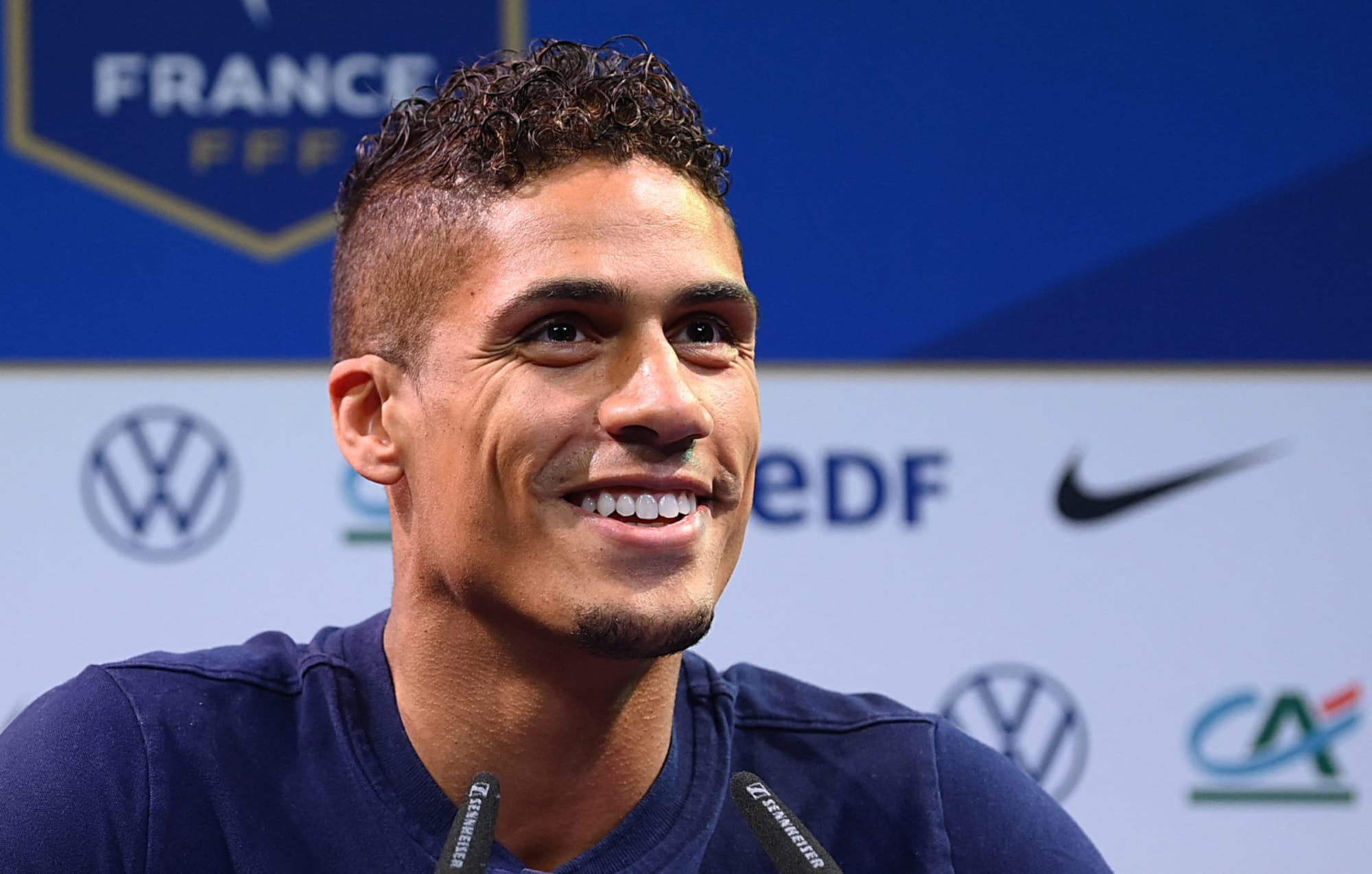 Raphael Varane signs a contract with Manchester United worth £41 million.