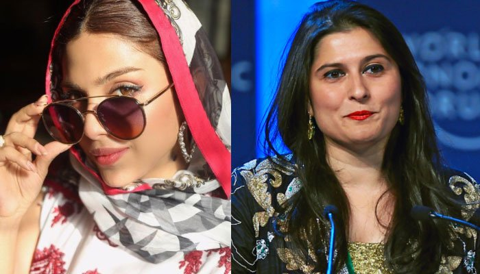 Sharmeen Obaid Chinoy gets a counter attack from Sonya Hussyn