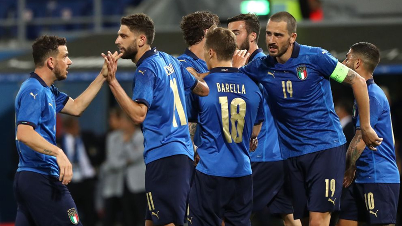 Spain will play Italy in a high-octane Euro 2020 semi-final