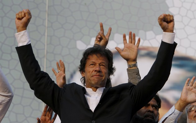 Businessmen Celebrate the PTI's Victory in the AJK Elections