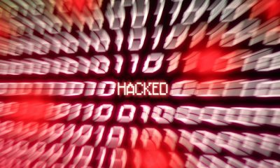Hundreds of US business are targeted in a cyberattack.