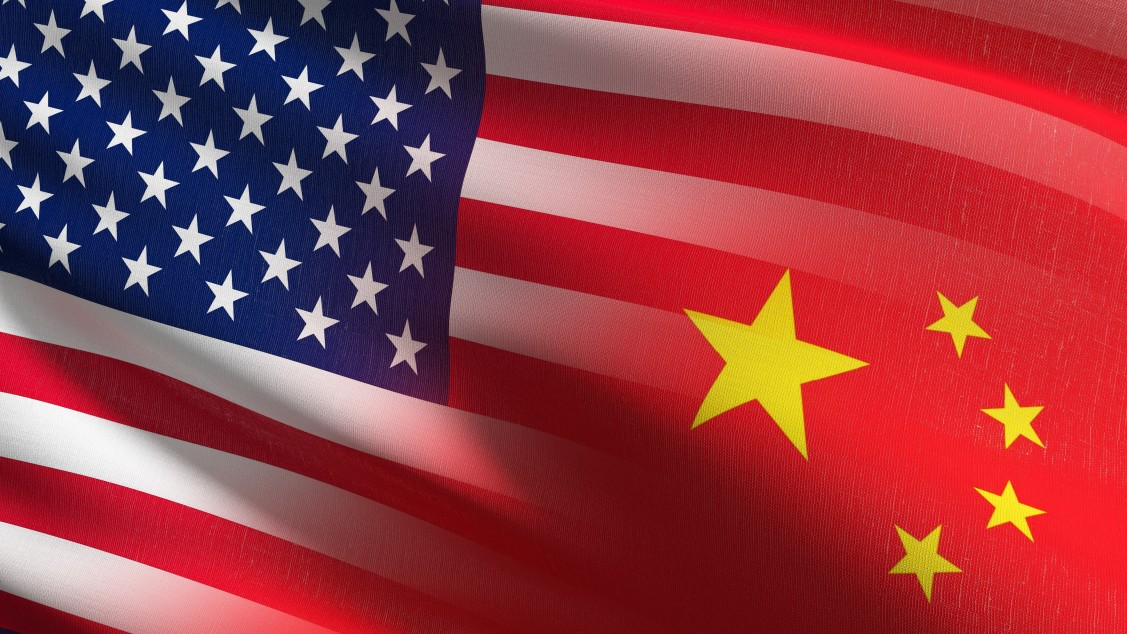 united-states-of-america-or-usa-vs-china-national-flag