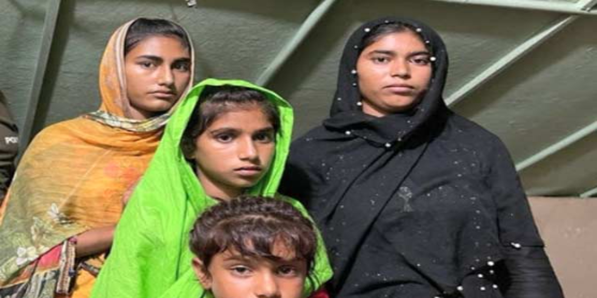 4 Missing Pakpattan Sisters Found in Lahore