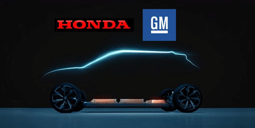 Honda and General Motors are collaborating on new SUVs