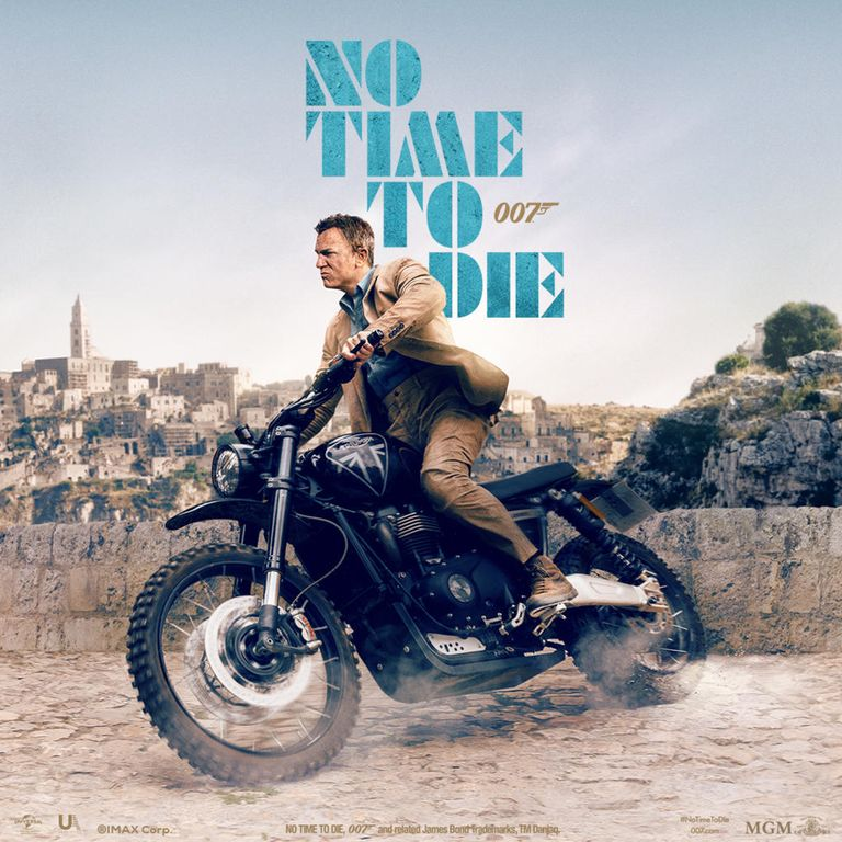 The release date for James Bond's 'No Time to Die' has been set.