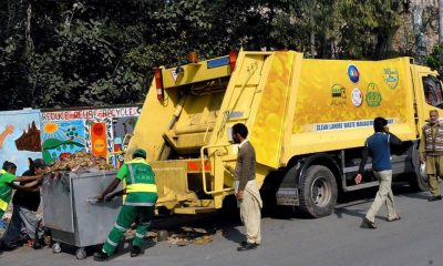 Lahore Waste Management Company Will Operate as a Self-Contained Organization