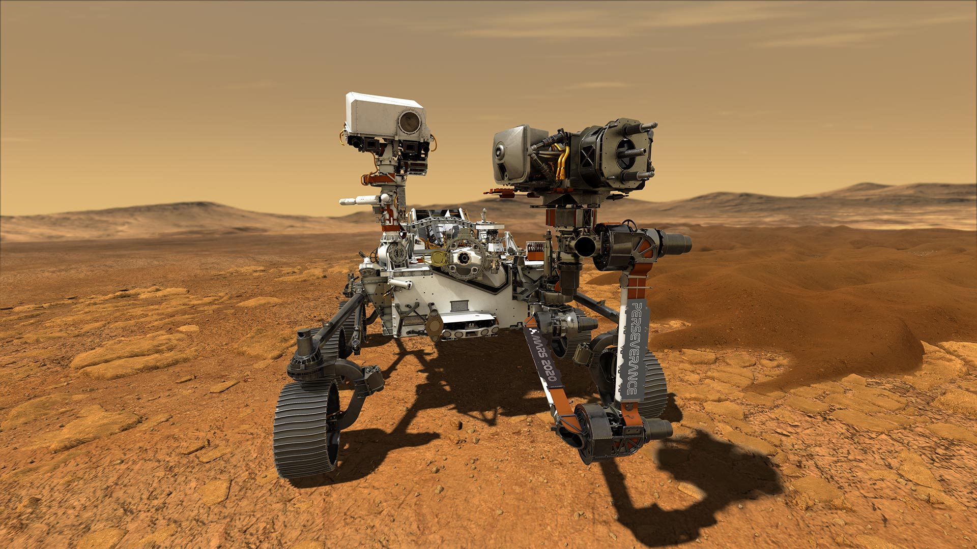 NASA Converting Carbon-Dioxide to Oxygen on Mars