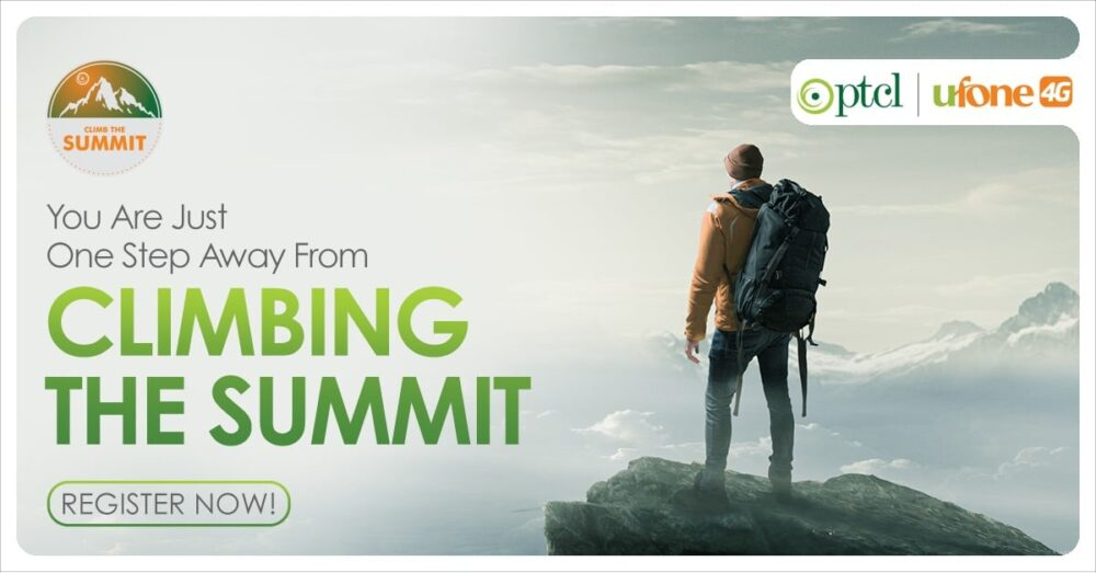 The Summit Program 2021, launched by PTCL and Ufone as their flagship Management Trainee Officer (MTO) program