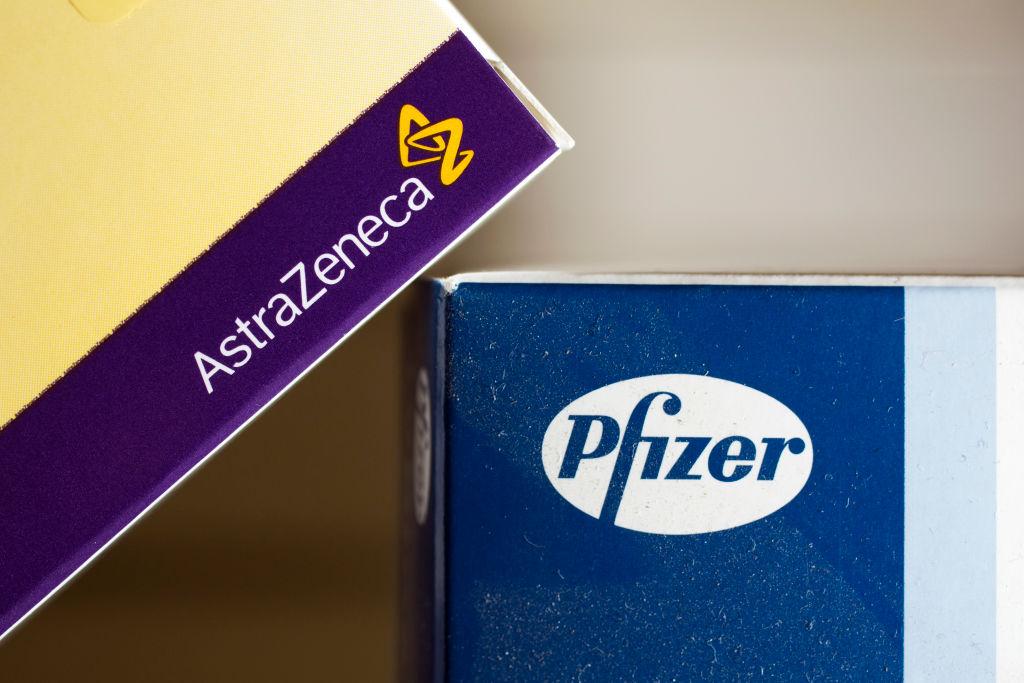 Pfizer & AstraZeneca