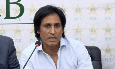Ramiz Raja is confirmed as the new President of the Pakistan Cricket Board