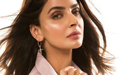 Saba Qamar is a trendsetter style icon