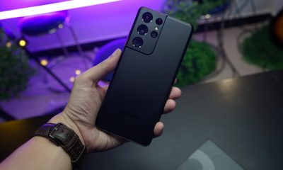 The Samsung Galaxy S21 Ultra