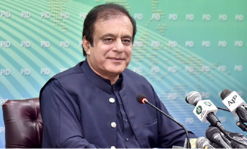 Shibli Faraz is a Pakistani politician serving as the Minister of Science and Technology