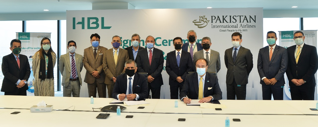 HBL and PIA collaborate to offer special discounts to customers