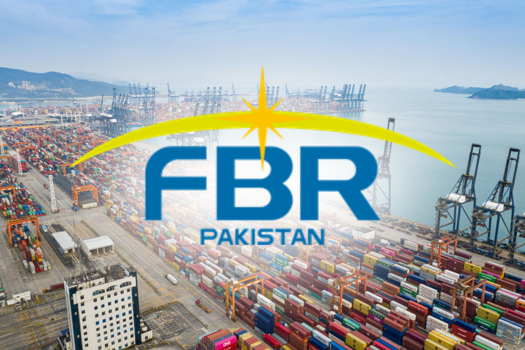 The Federal Board of Revenue (FBR)