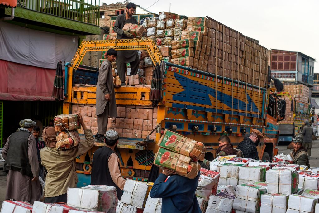 After Taliban Takeover Kabul, Trade Continue With Pakistan