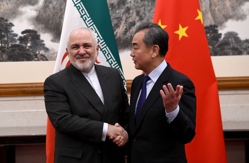 China and Iran are about to embark a new chapter in their diplomatic ties