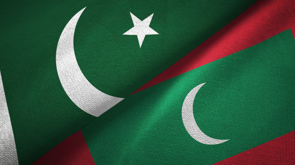 Pakistan and Maldives signed an agreement to expand trade